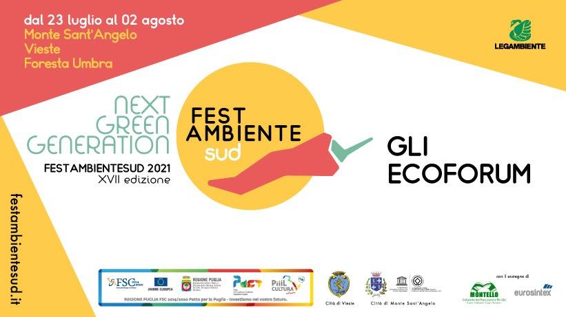 """Iniziano le attività del progetto """"Generazione Circolare"""" con il primo Ecoforum sull'economia circolare"""